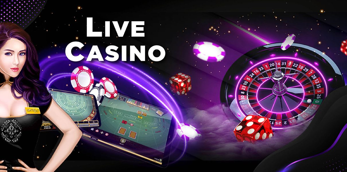 Best Online Casinos with Live Gaming